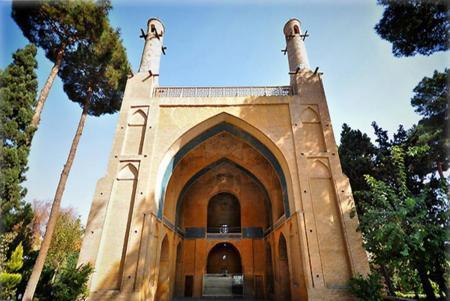 Isfahan, Menar Jonban , vibration