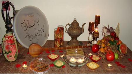 Iranians, celebrate ,'Yalda Night'