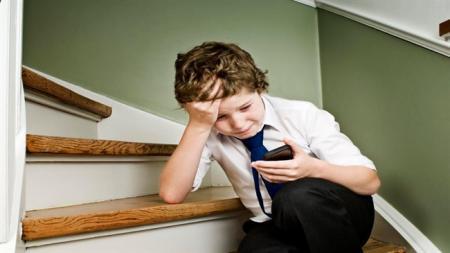 Children ,social media