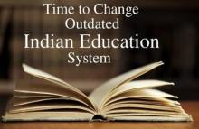 Indian education system ,transformation