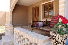 Old schools in Kerman, eco-lodges, guest houses