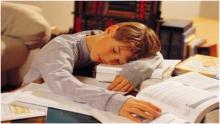 Lack of sleep damaging academic development of children