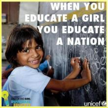 Educating girls: The key to tackling global poverty