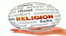 Religion key to humans'