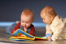 Books ,Infant Learning , Reading, Study