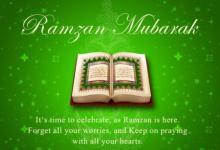 Muslims , Ramadan