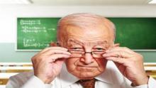 Retaining older teachers for secondary education
