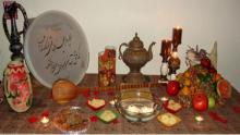 Iranians, celebrate ,'Yalda Night'