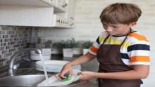 Parents shouldn't pay their kids for chores