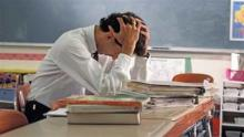 Teachers' mental health declining amid job stress