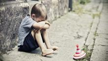Number of homeless UK children in temporary accommodation soars