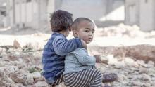 children ,conflict or disaster