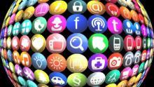 Life events , social media