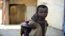 Children ,conflict-fueled , South Sudan